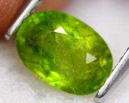 Grossular 1.29Ct Natural Green Color Grossular Garnet 17AF714