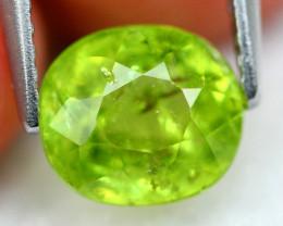 Grossular 2.23Ct Natural Green Color Grossular Garnet 17AF715