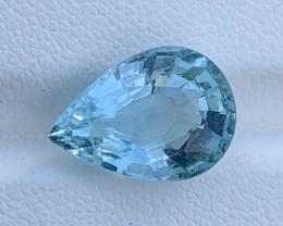 4.73 Carats Aquamarine Gemstones