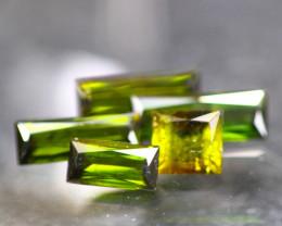 Green Tourmaline 6.17Ct Natural Nigerian Green Tourmaline 17AF769