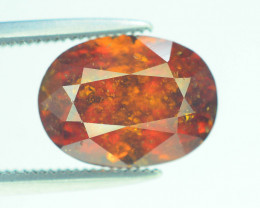 Top Color 4.40 ct Hessonite garnet