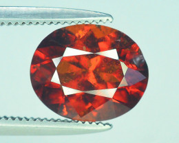 Top Color 2.30 ct Hessonite garnet