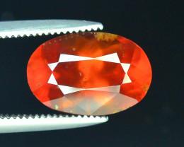 Top Color 3.55 ct Hessonite garnet