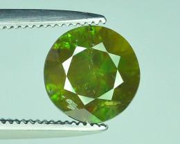 AAA Color 1.65 ct Chrome Sphene from Himalayan Range Skardu Pakistan