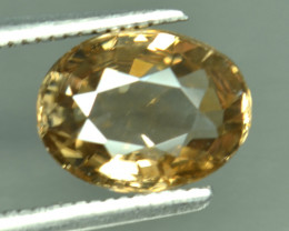 3.88 Cts Zircon Exceptional Color ~ Cambodia RZ34