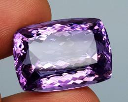 41 Crt  Amethyst  Natural Gemstones JI45