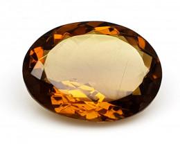 6 Crt  Honey quartz  Natural Gemstones JI45