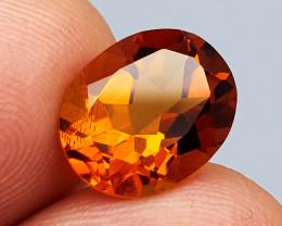 3.95 Crt  Madeira Citrine  Natural Gemstones JI45