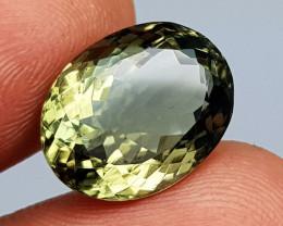 7.55 Crt  Prasolite  Natural Gemstones JI45