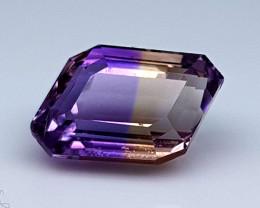 3 Crt  Bolivian Ametrine Natural Gemstones JI45