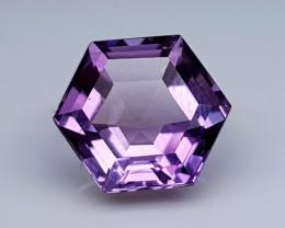 4.55 Crt  Amethyst Fancy Natural Gemstones JI45