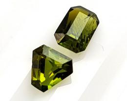 2.15 Crt  Tourmaline Natural Gemstones JI45