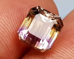 3.45 Crt  Bolivian Ametrine Natural Gemstones JI45