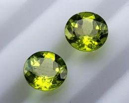 1.95 Crt  Peridot Natural Gemstones JI45