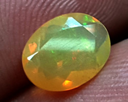 1 Crt  Fire Opal Natural Gemstones JI45