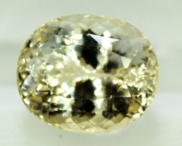 NR Auction 13.50 Carats Lovely Morganite Gemstone