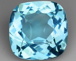 14.84 Ct Topaz Top Cutting Top Luster Gemstone. TP  04