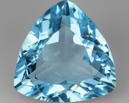 13.11 Ct Topaz Top Cutting Top Luster Gemstone. TP  06