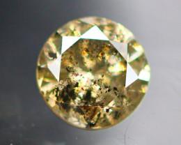 Diamond 0.35Ct Natural Salt and Pepper Diamond 16CF39