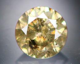 Diamond 0.35Ct Natural Salt and Pepper Diamond 16CF40
