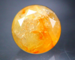 Diamond 0.61Ct Natural Fancy Greyish Orange Color Diamond 16CF46