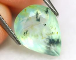 Paraiba Opal 2.46Ct Natural Peruvian Paraiba Blue Color Opal B1904