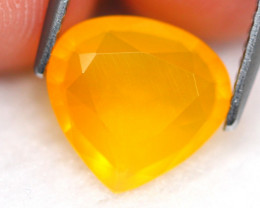 Mexican Opal 1.78Ct Natural Faceted Mexican Fire Opal D1905