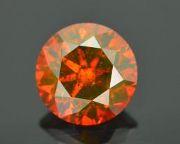 AAA Whiskey Diamond 1.52 ct Stunning Luster SKU-16