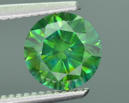 Top Grade 2.0 ct Green Diamond SKU-16
