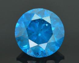 2.01 ct  Blue Diamond SKU-15