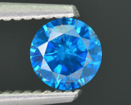 0.65 ct  Blue Diamond SKU-15