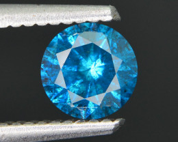 0.90 ct  Blue Diamond SKU-15