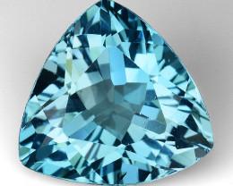 11.99 Ct Topaz Top Cutting Top Luster Gemstone. TP  14