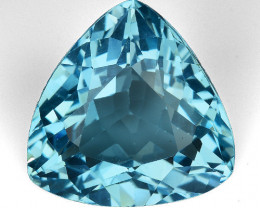 13.97 Ct Topaz Top Cutting Top Luster Gemstone. TP  19
