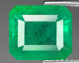 5.46 Cts Gorgeous Color Emerald ~ Zambian EM1