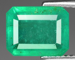 2.84 Cts Gorgeous Color Emerald ~ Zambian EM6