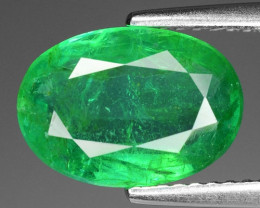 2.59 Cts Gorgeous Color Emerald ~ Zambian EM10