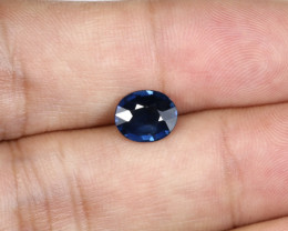1.87ct. Lab Certified Blue Sapphire