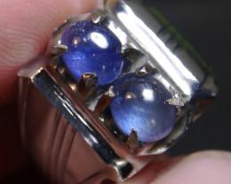 55.95 CT Blue Sapphire Ring Jewelry