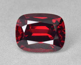 5.51 Cts Gorgeous Amazing Colour Natural Burmese Red Spinel