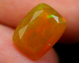 Ethiopian 2.33Ct Natural Ethiopian Faceted Welo Opal 19AF802