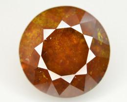 Rare 12.60 Ct Natural Sphalerite Great Dispersion Spain