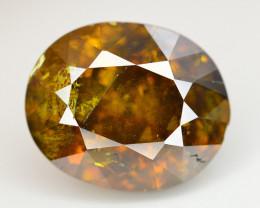 Rare 12.20 Ct Natural Sphalerite Great Dispersion Spain