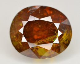 Rare 8.40 Ct Natural Sphalerite Great Dispersion Spain
