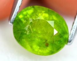 Grossular 1.91Ct Natural Green Color Grossular Garnet 19AF848
