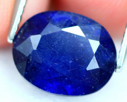 Ceylon Sapphire 4.14Ct Royal Blue Sapphire 19AF856
