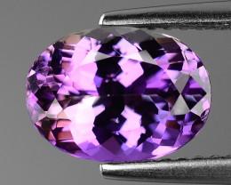 2.61 Carat Unheated World Very Rare Pink Color Tanzanite Gemstone