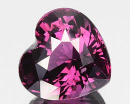2.10 Cts Awesome Natural Pink Spinel Heart Srilanka Gem