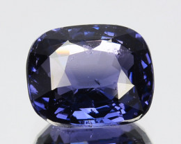 ~BEAUTIFUL~ 2.14 Cts Natural Cobalt Blue Spinel Cushion Cut Srilanka Gem