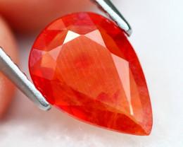 Songea Sapphire 2.03Ct Natural Orange Songea Sapphire 19AF891